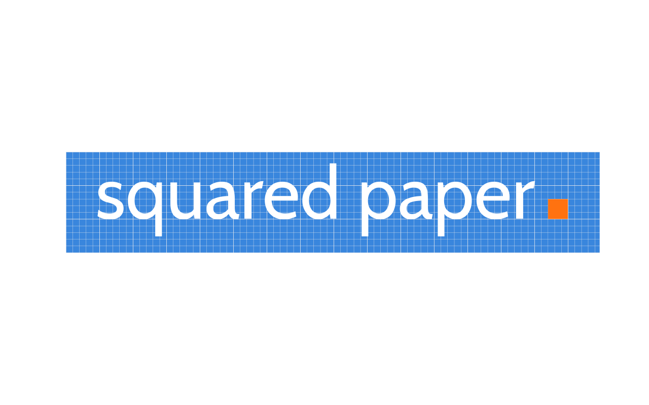 Squared Paper